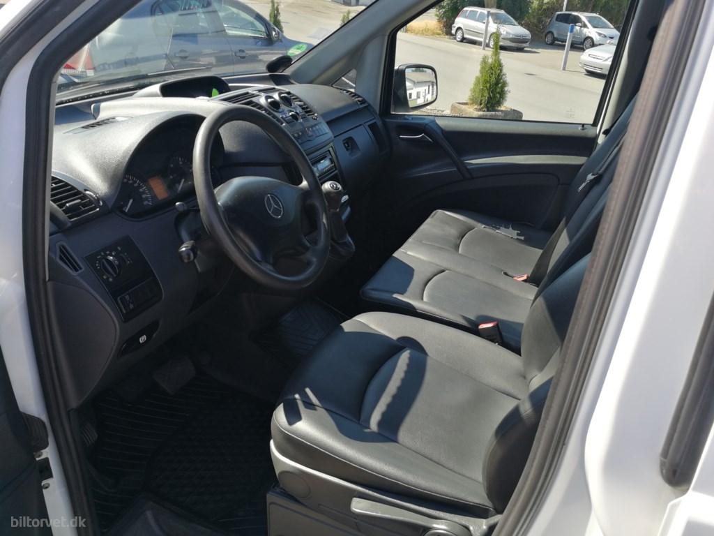 Mercedes-Benz Vito 116 CDI AUT 163HK 2010