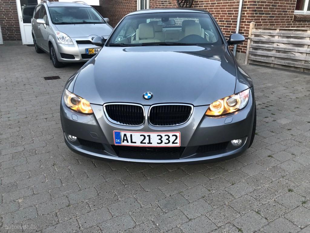 BMW 320i 2,0 170HK Cabr. 6g Aut. 2009