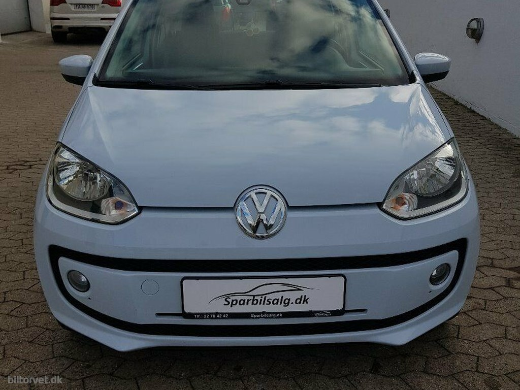 VW Up! 1,0 60 Move Up! BMT 2013