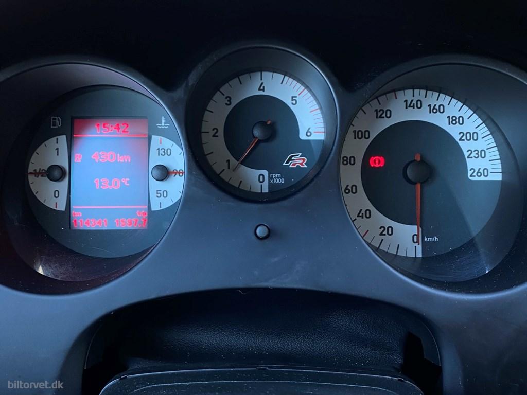 Seat Altea 2,0 16V TDI PD FR 170HK Van 6g 2007