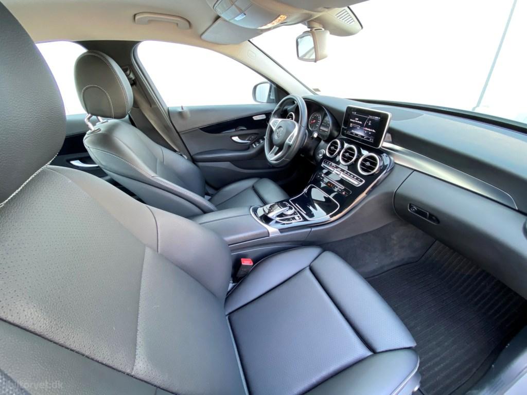 Mercedes-Benz C200 2,0 7G-Tronic Plus 184HK 7g Aut. 2015