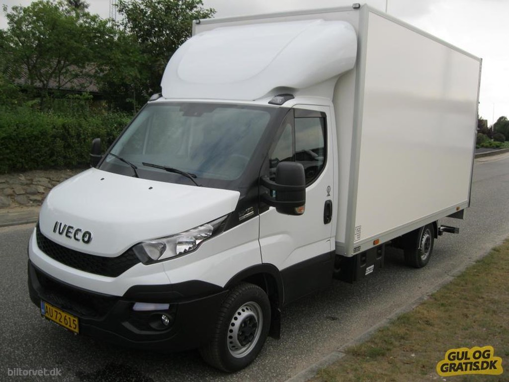 Iveco Ny Iveco Daily 2017