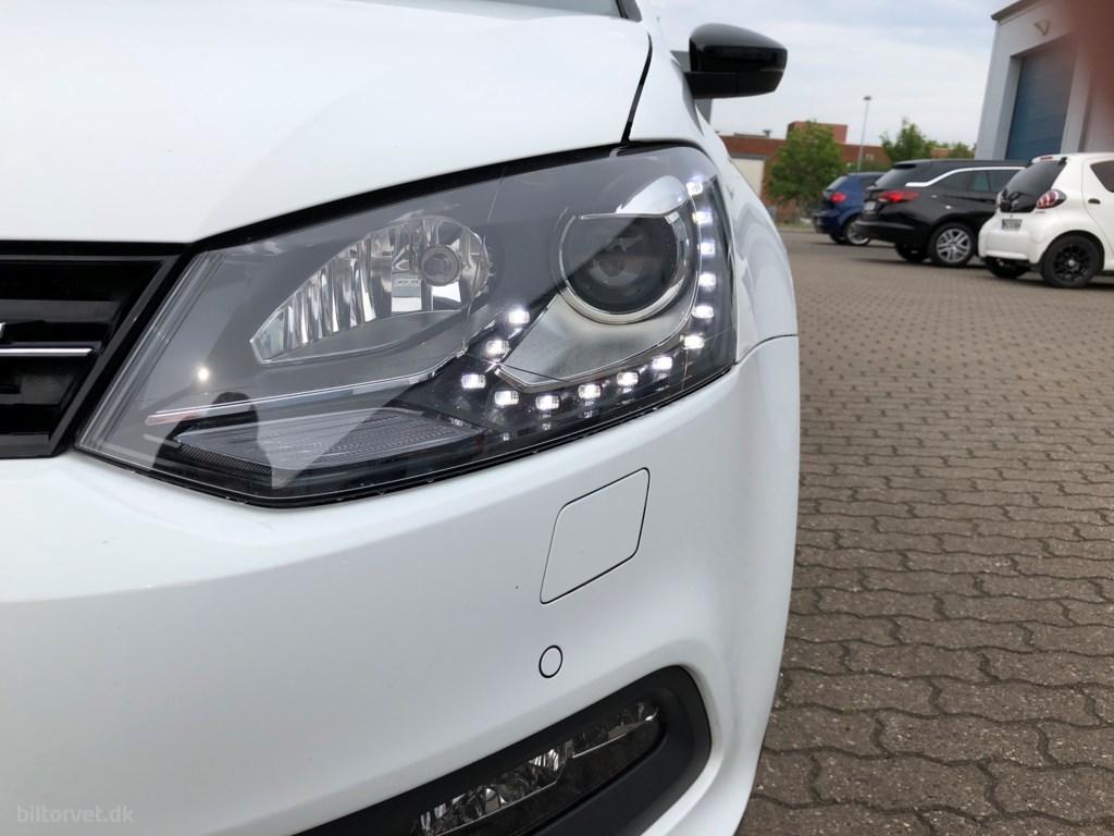 VW Polo 1,4 TSI BMT ACT BlueGT DSG 150HK 5d 7g Aut. 2017
