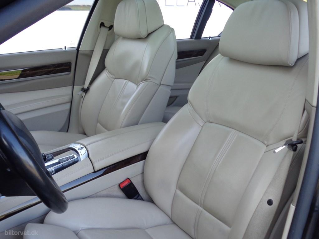 BMW 760i 6,0 544HK 6g Aut. 2010
