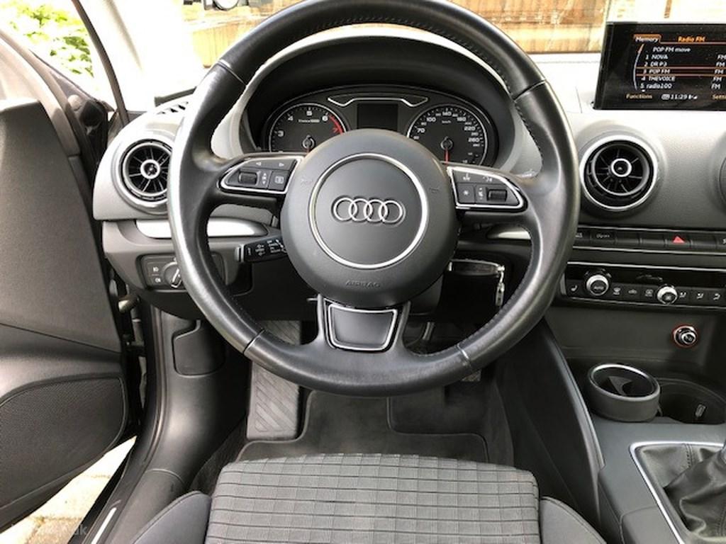 Audi A3 1,4 TFSI Ambition 150HK 3d 6g 2015