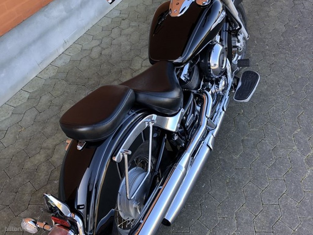 Yamaha XVS650 2008