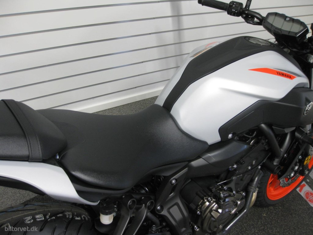 Yamaha MT 07 ABS - Ice Fluo 2020