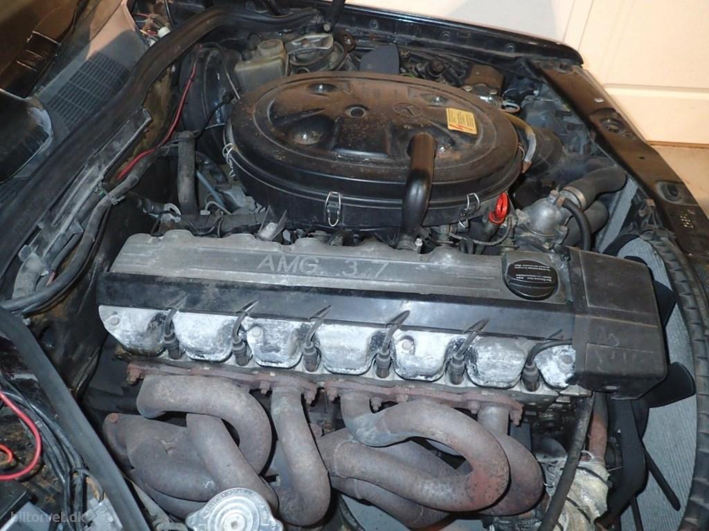 Mercedes-Benz 190 E 3,7 AMG 1987