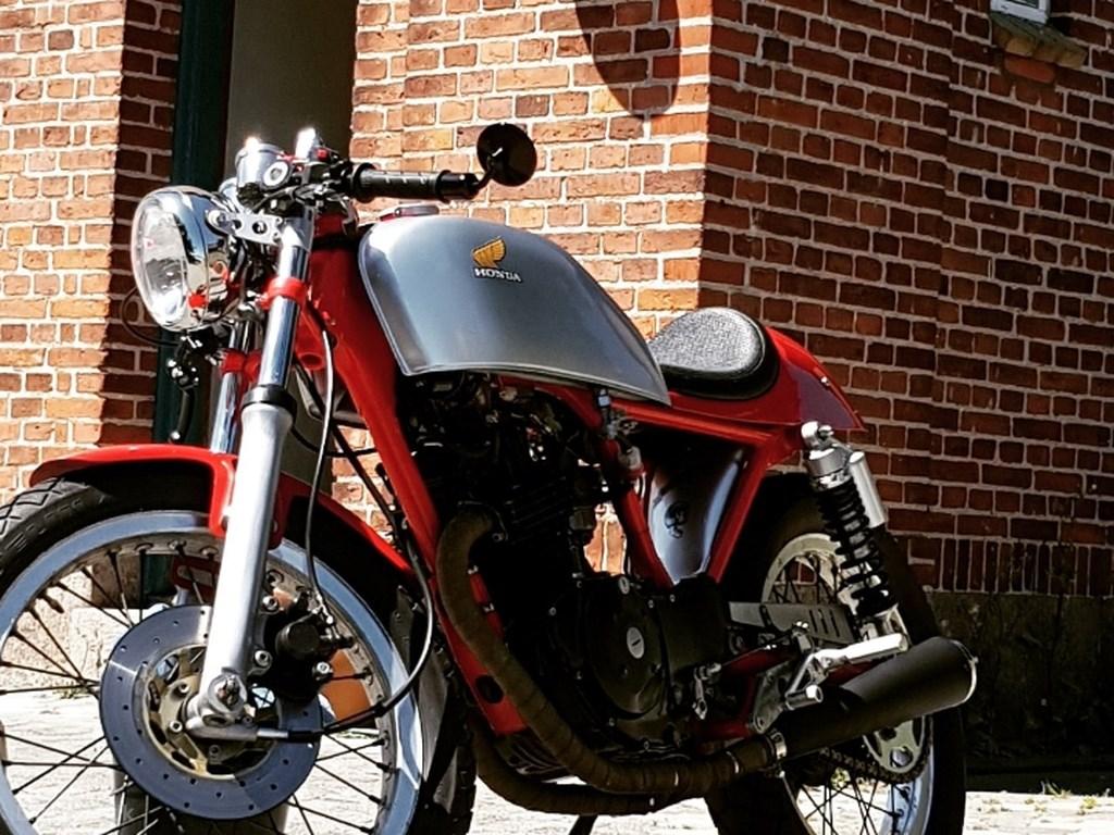 Honda CB 250 1982