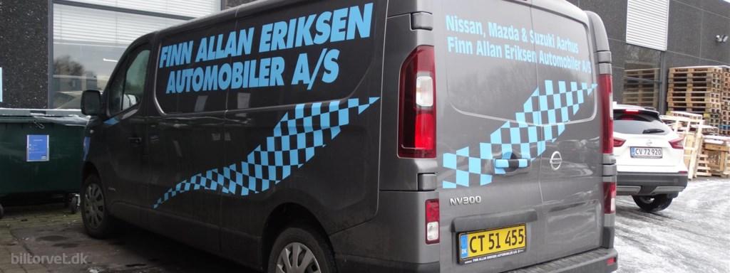 Nissan NV 300 L2H1 1,6 DCi Working Star 125HK Van 6g 2020