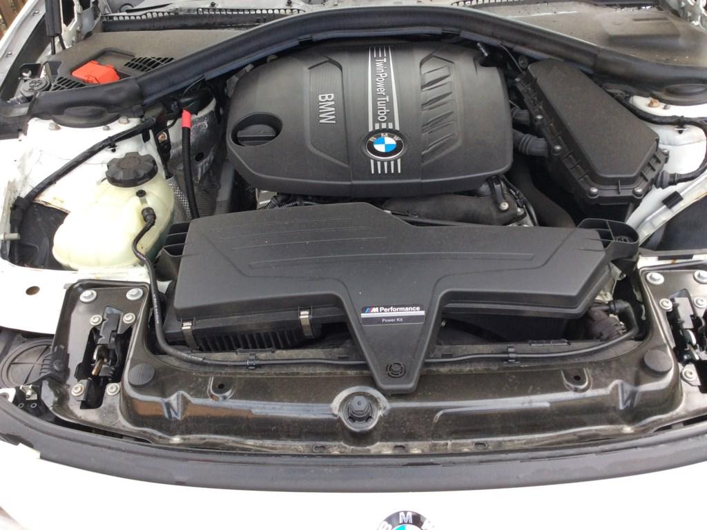 BMW 320d 2,0 D 184HK 8g Aut. 2012