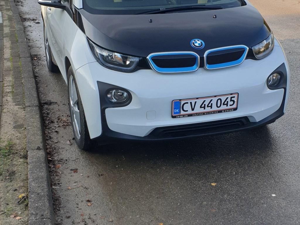 BMW i3 0,6 Range Extender 170HK 5d Aut. 2015
