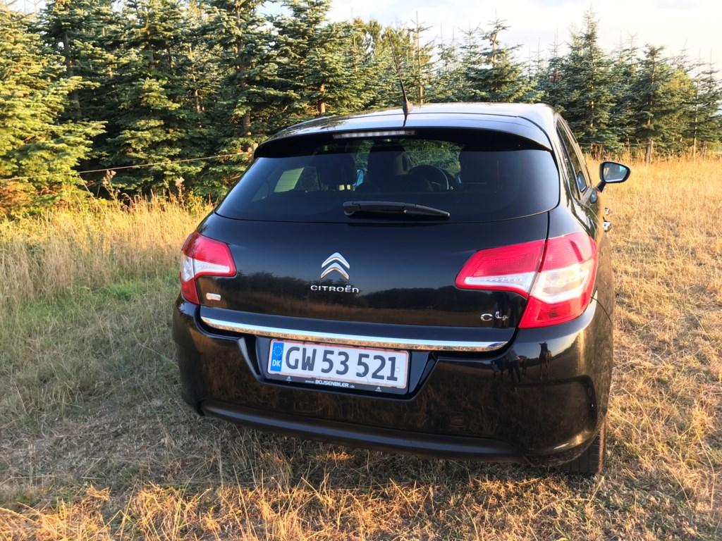 Citroën C4 HDI 110 aut. 111HK 5d 2012