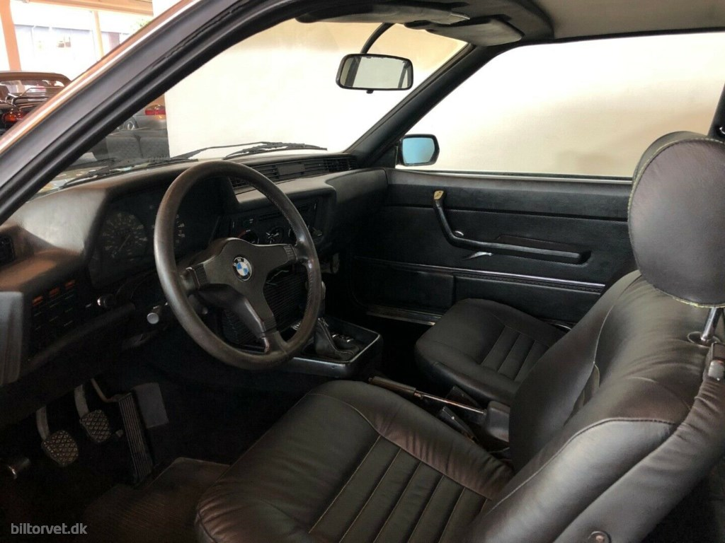 BMW 630CS 3,0 Coupé 1977