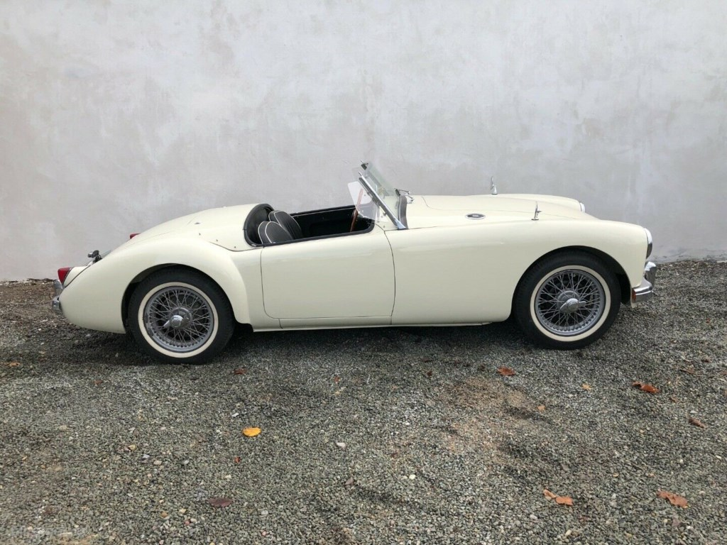 MG A 1,5 Roadster 1958