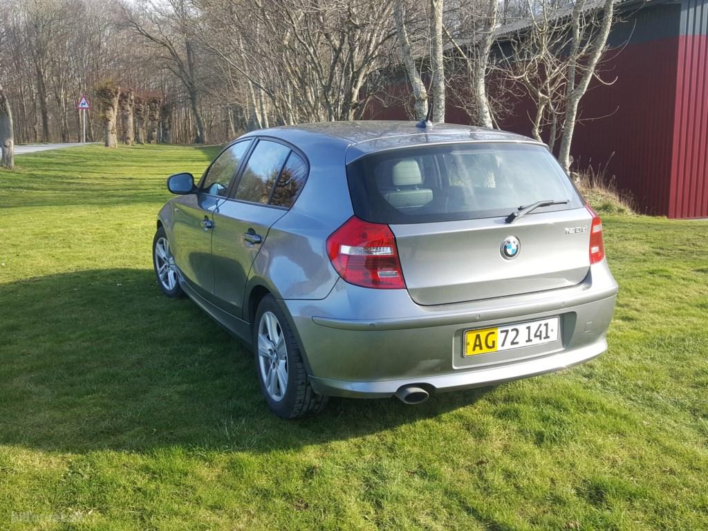 BMW 120d 2,0 D 177HK 5d 6g 2011