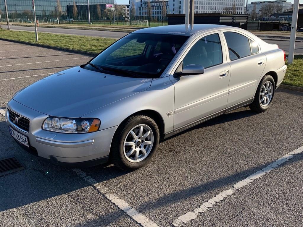 Volvo S60 2,4 140HK 2006