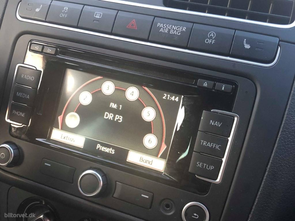 VW Polo 1,2 TDI Trendline 75HK 5d 2014