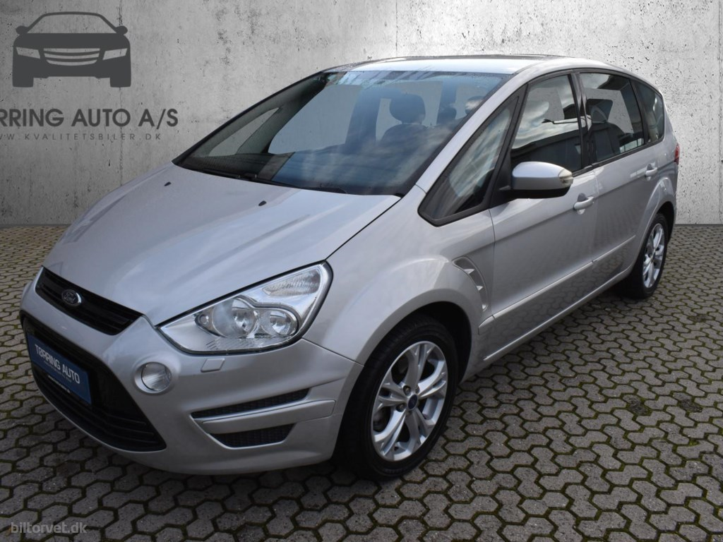 Ford S-Max 2,0 TDCI 140HK 2012