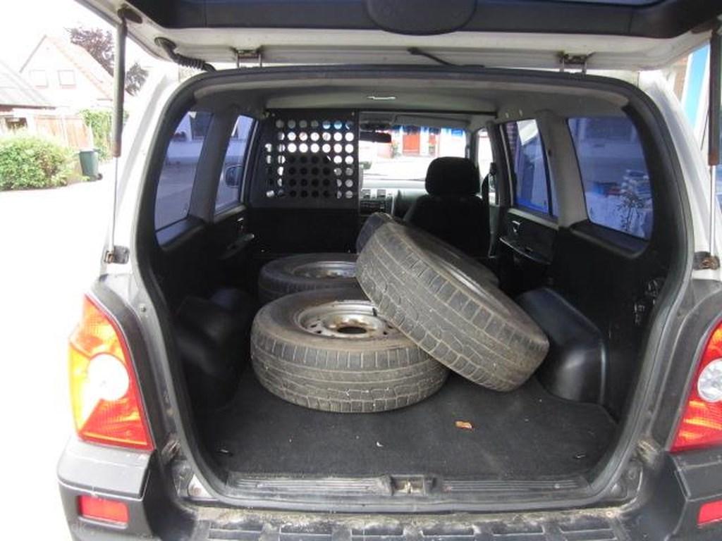 Hyundai Terracan 2,9 CRDi 4WD 163HK Van 2003