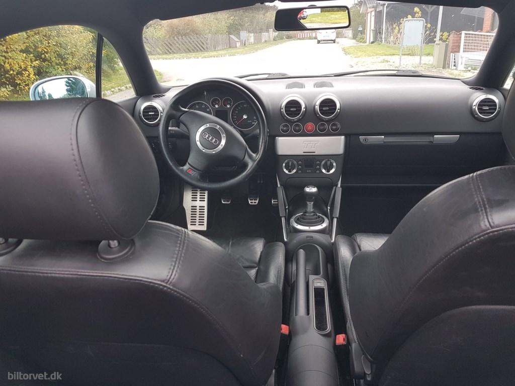 Audi TT 1,8 Coupé 180HK 2d 1999
