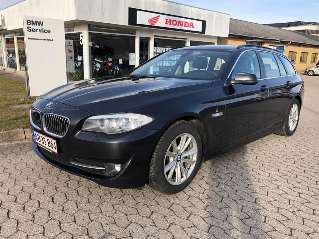 BMW 530d 3,0 D 258HK 8g Aut. 2012