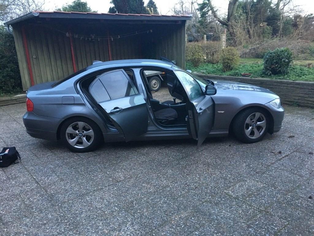 BMW 320d 2,0 EfficientDyn. 163HK 6g 2010