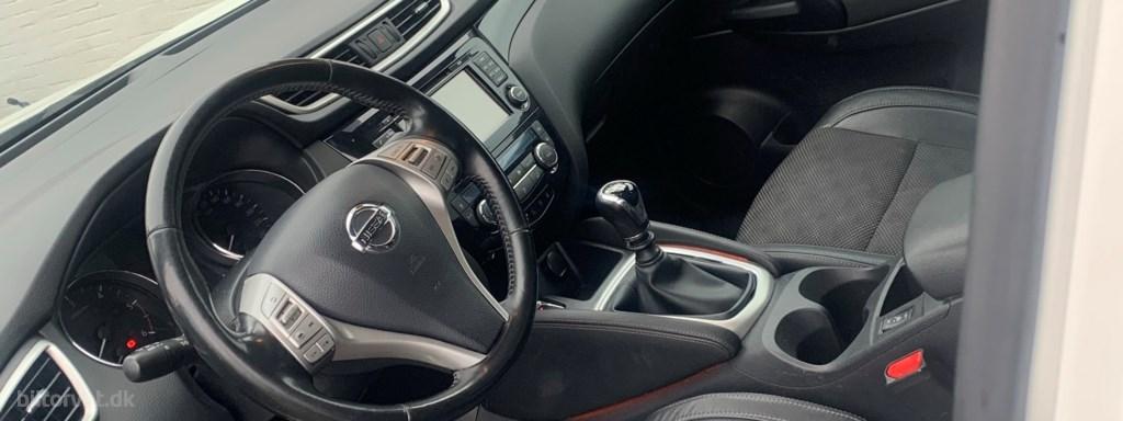 Nissan Qashqai 1,5 DCi Tekna 4x2 Start/Stop 110HK 5d 6g 2014