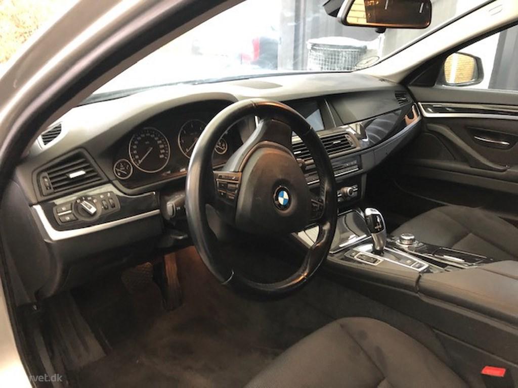 BMW 520d Touring 2,0 D 184HK Stc 8g Aut. 2012