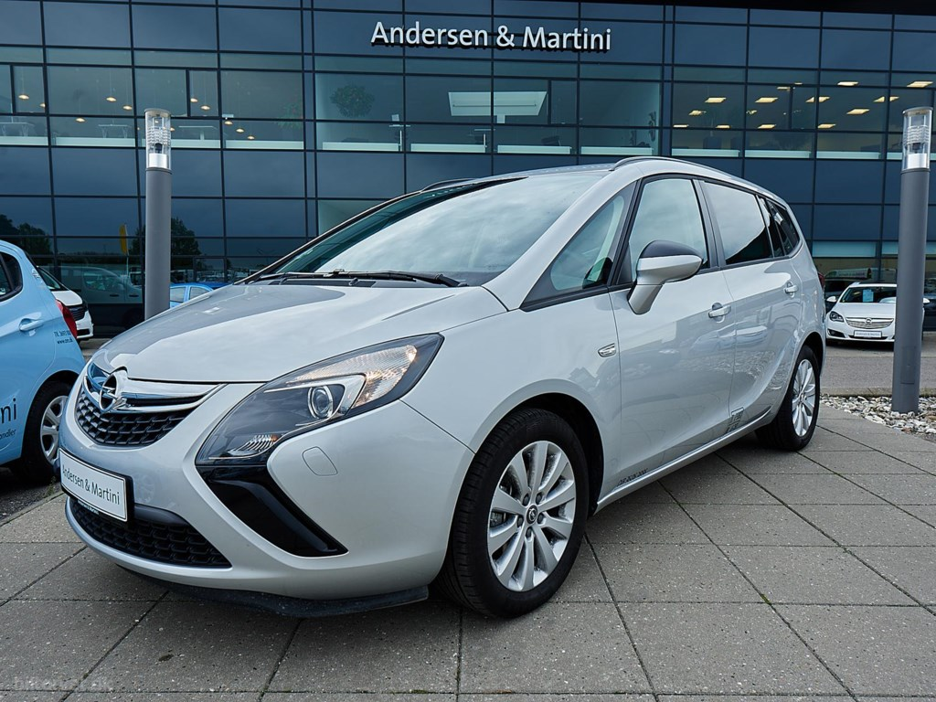 Opel Zafira 1,6 CDTI Enjoy Start/Stop 136HK Van 6g 2014