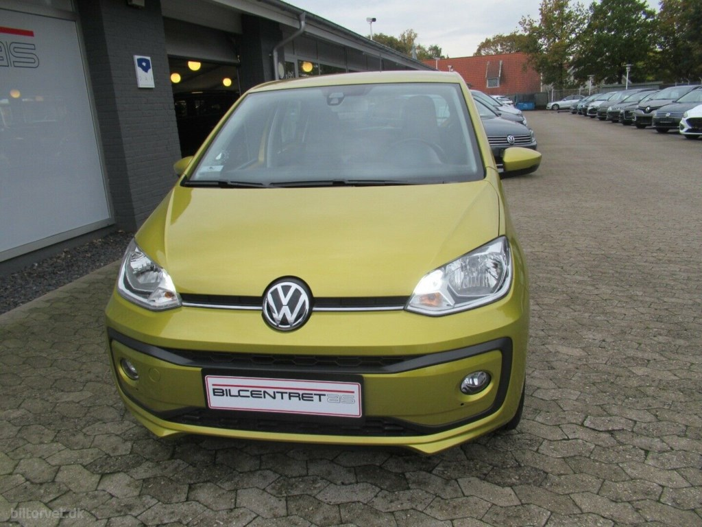 VW Up! 1,0 MPi 60 Move Up! BMT 2018