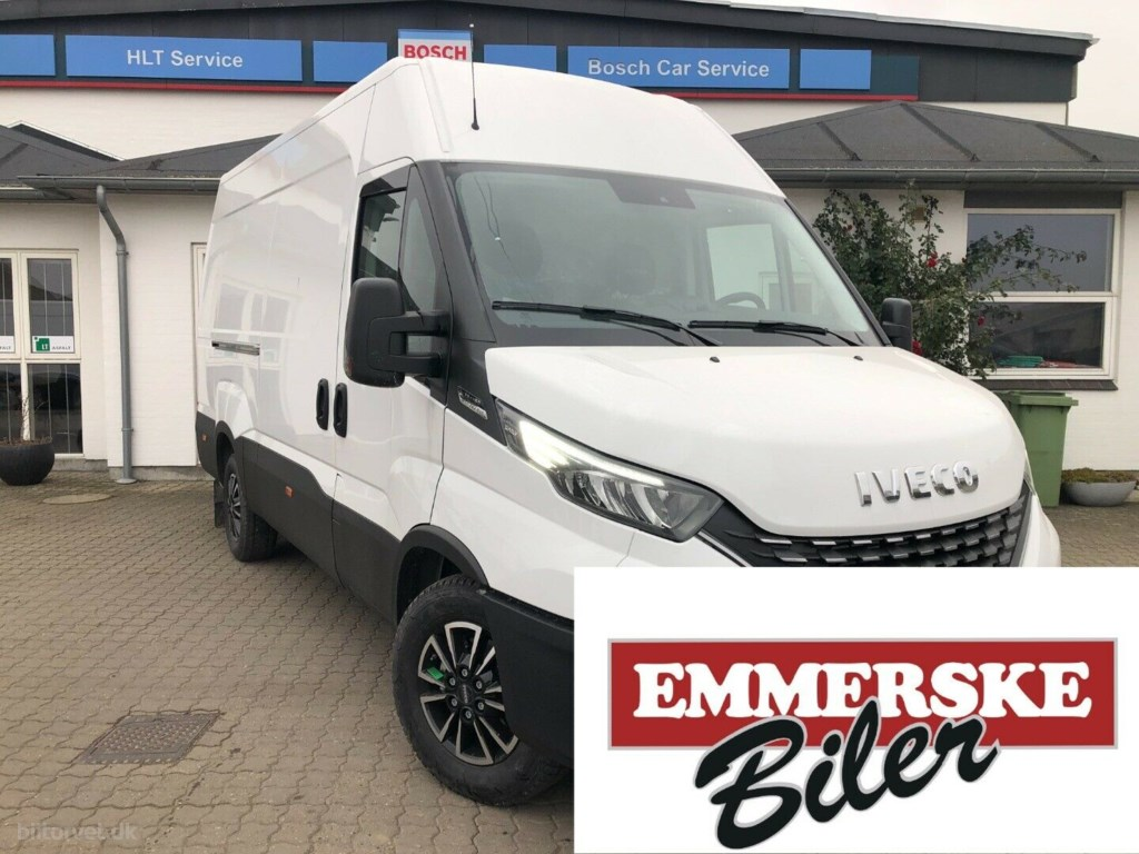 Iveco Daily 2,3 35S16 12m³ Van AG8 2020