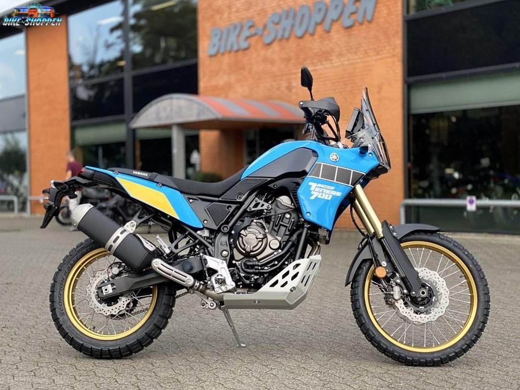 Yamaha Tenere700 2020