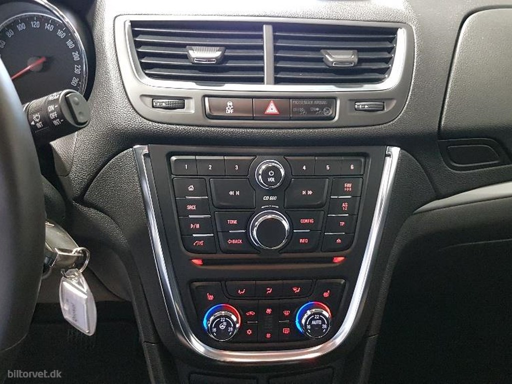 Opel Mokka 1,7 CDTI Enjoy Start/Stop 130HK 5d 6g 2015