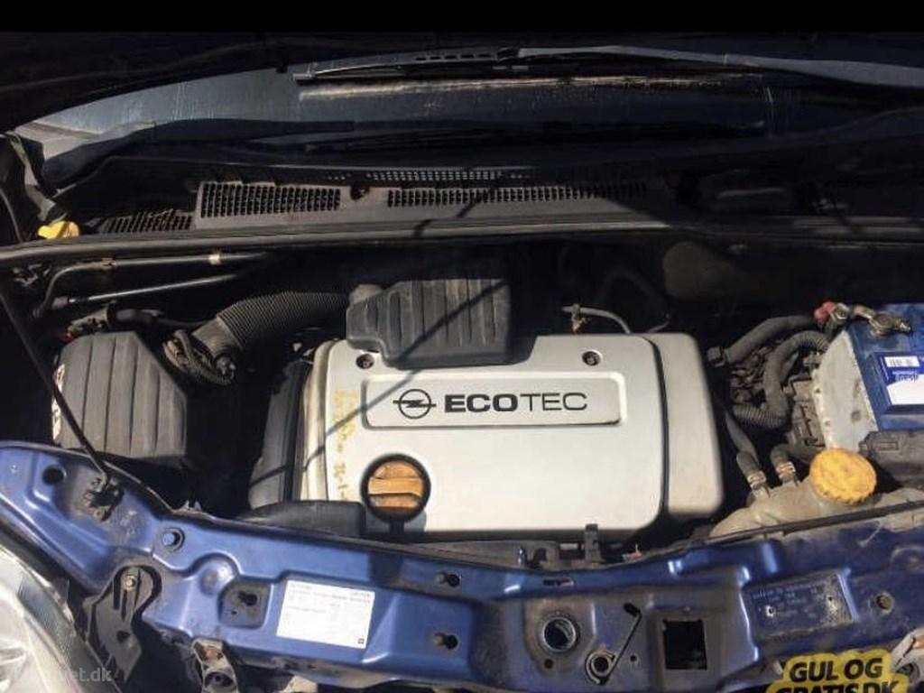 Opel Meriva 1,6 16V Essentia Easytronic 100HK Aut. 2005