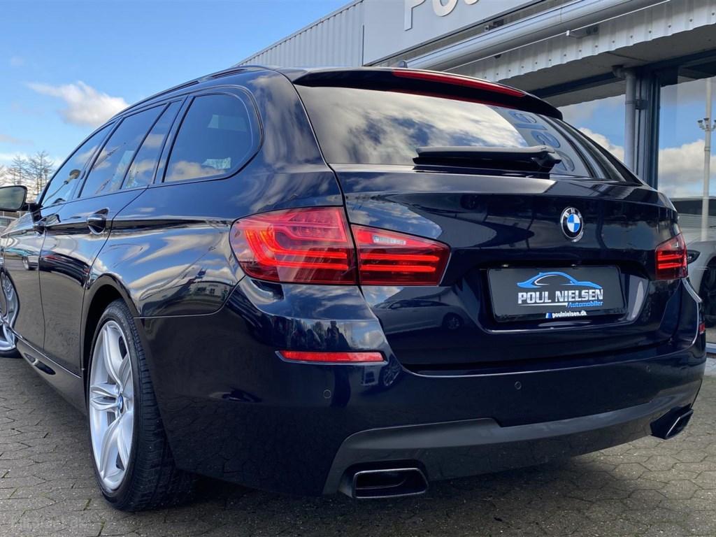 BMW M550d Touring 3,0 D XDrive Steptronic 381HK Stc 8g Aut. 2016