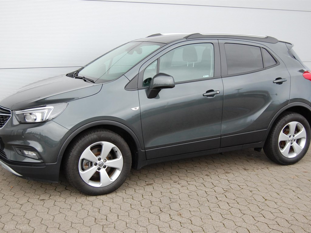 Opel Mokka X 1,4 Turbo Enjoy Start/Stop 140HK 5d 6g 2018