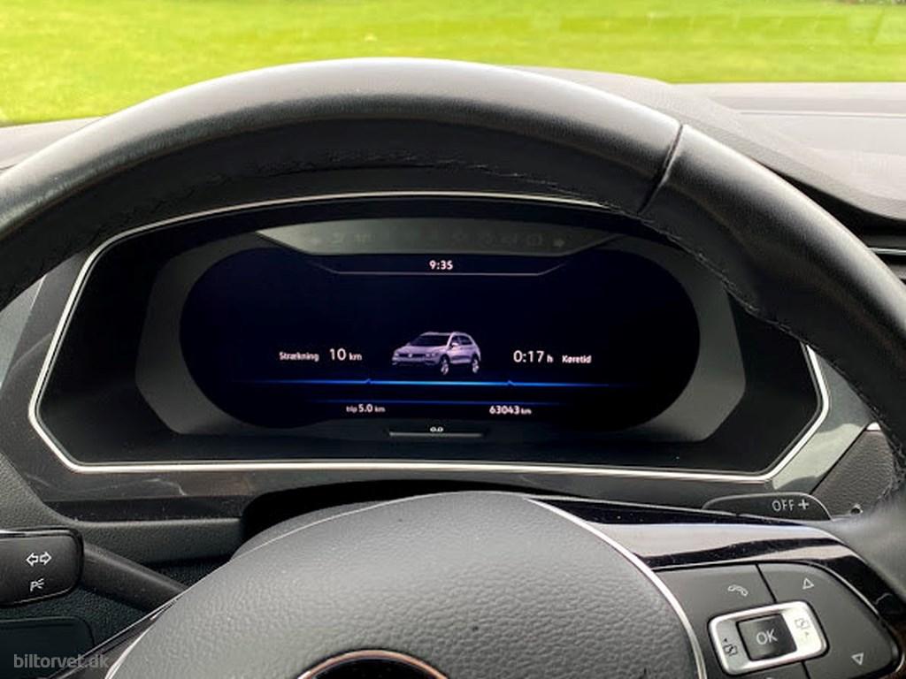 VW Tiguan 1,4 TSI ACT Highline 4Motion DSG 150HK 5d 6g Aut. 2018
