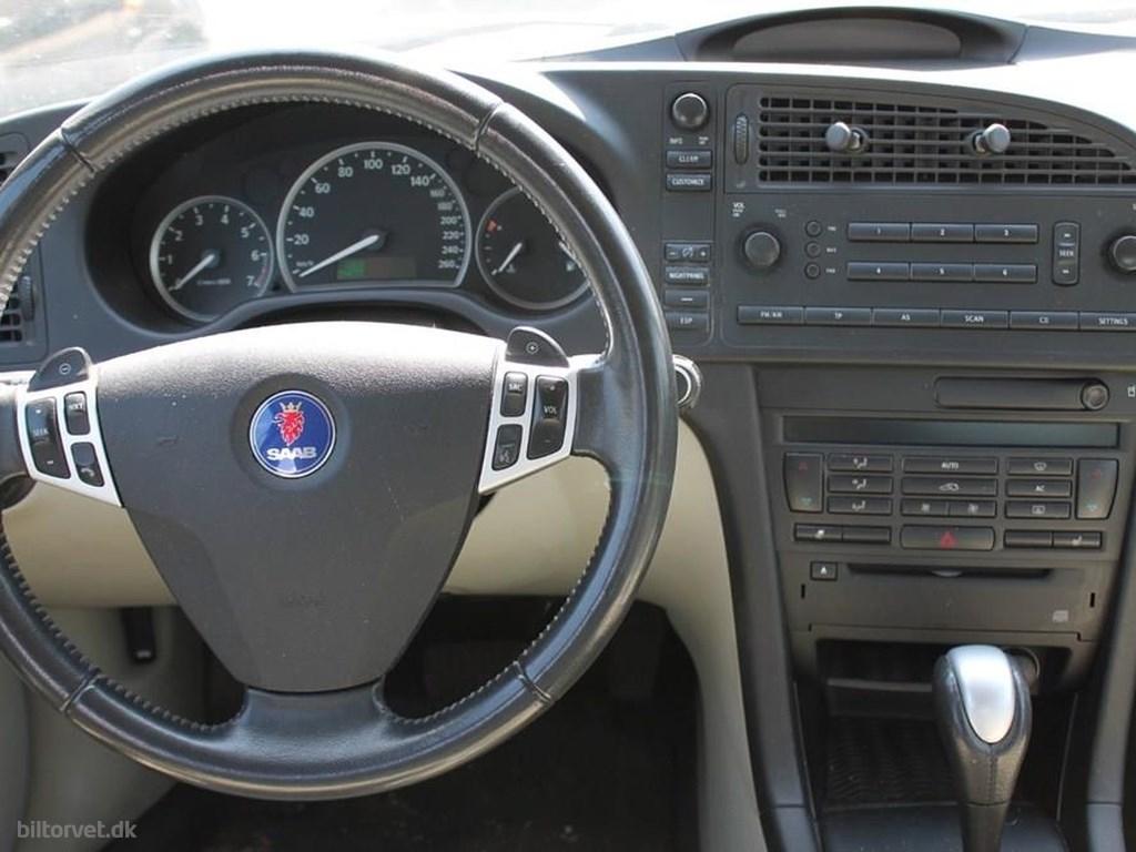 Saab 9-3 1,8 T Linear 150HK Aut. 2006