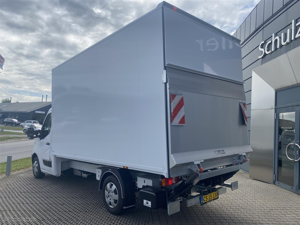 Nissan NV 400 W2L2 2,3 DCi DPF Comfort Start/Stop 145HK Ladv./Chas. 6g 2019