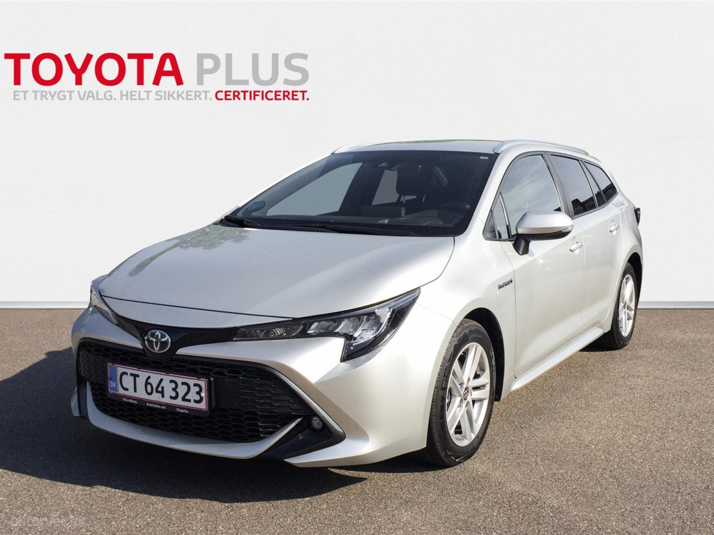 Toyota Corolla Touring Sports 1,8 B/EL H3 Smart Safety Plus E-CVT 122HK Stc Trinl. Gear 2020
