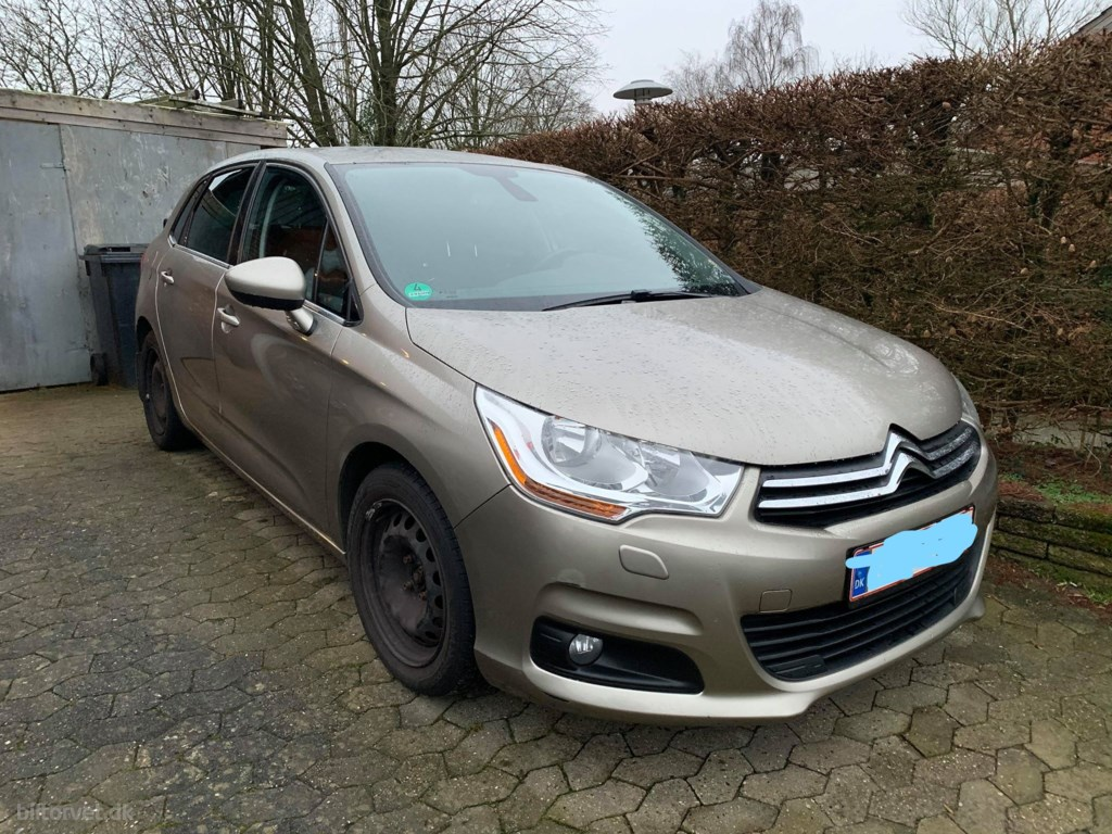 Citroën C4 1,6 e-HDi Seduction E6G 110HK 5d 6g Aut. 2012