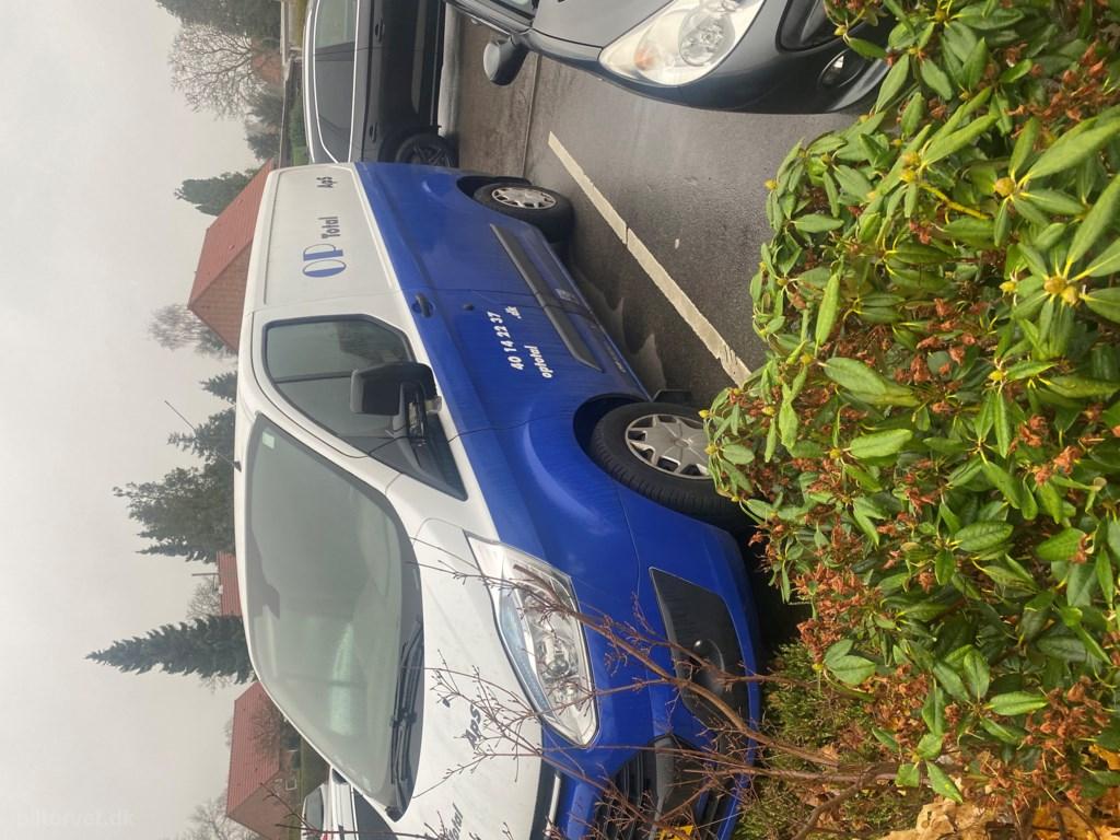 Ford Transit Custom 270 L1H1 2,2 TDCi Trend 125HK Van 6g 2016