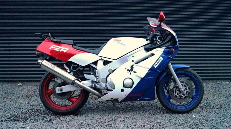 Yamaha FZR 600 1995