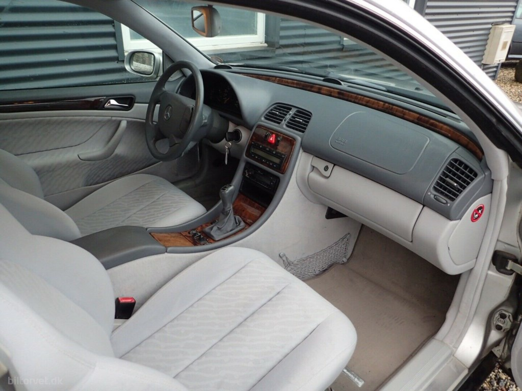 Mercedes-Benz CLK200 2,0 Elegance 1999