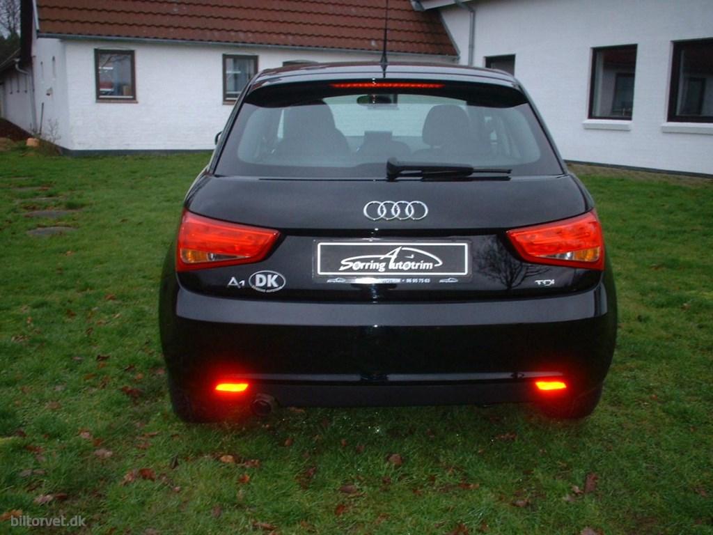 Audi A1 Sportback 1,6 TDI DPF Ambition 90HK 5d 2014