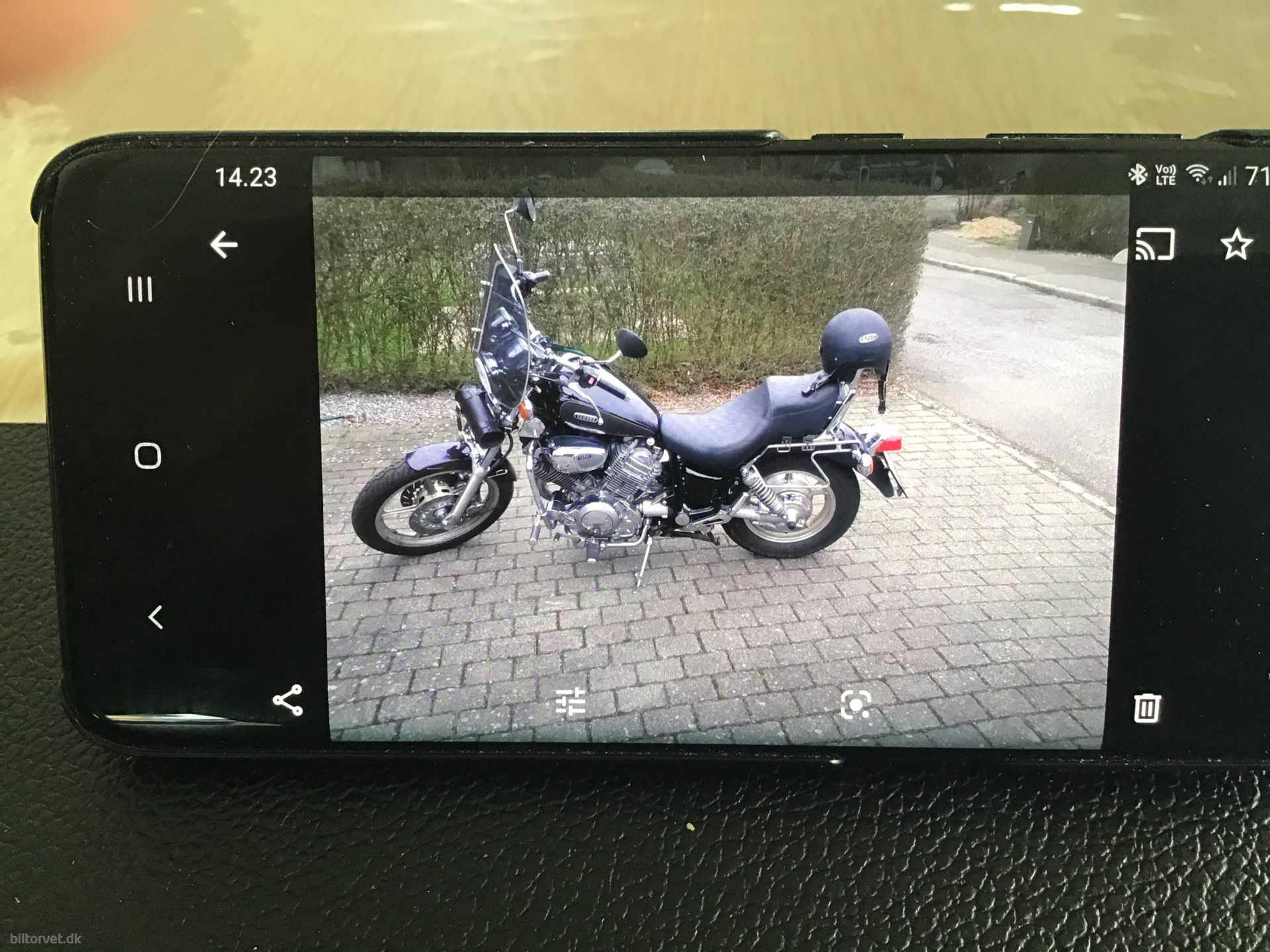 Yamaha XV 1100 1100 1993