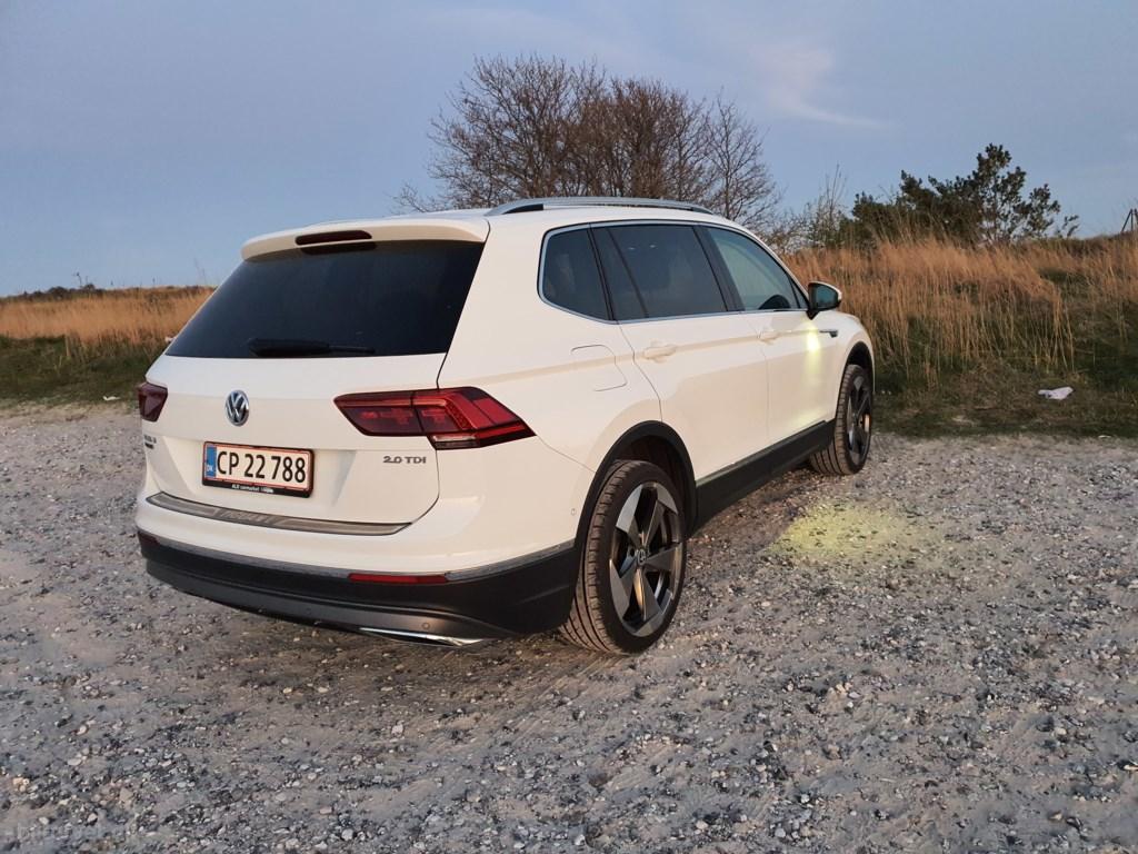VW Tiguan 2,0 TDI BMT SCR Highline DSG 150HK 5d 7g Aut. 2018