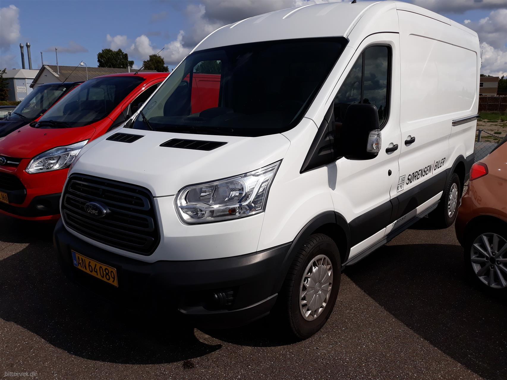 Ford Transit 310 L1 2,2 TDCi Ambiente 2WD 125HK Van 6g 2014