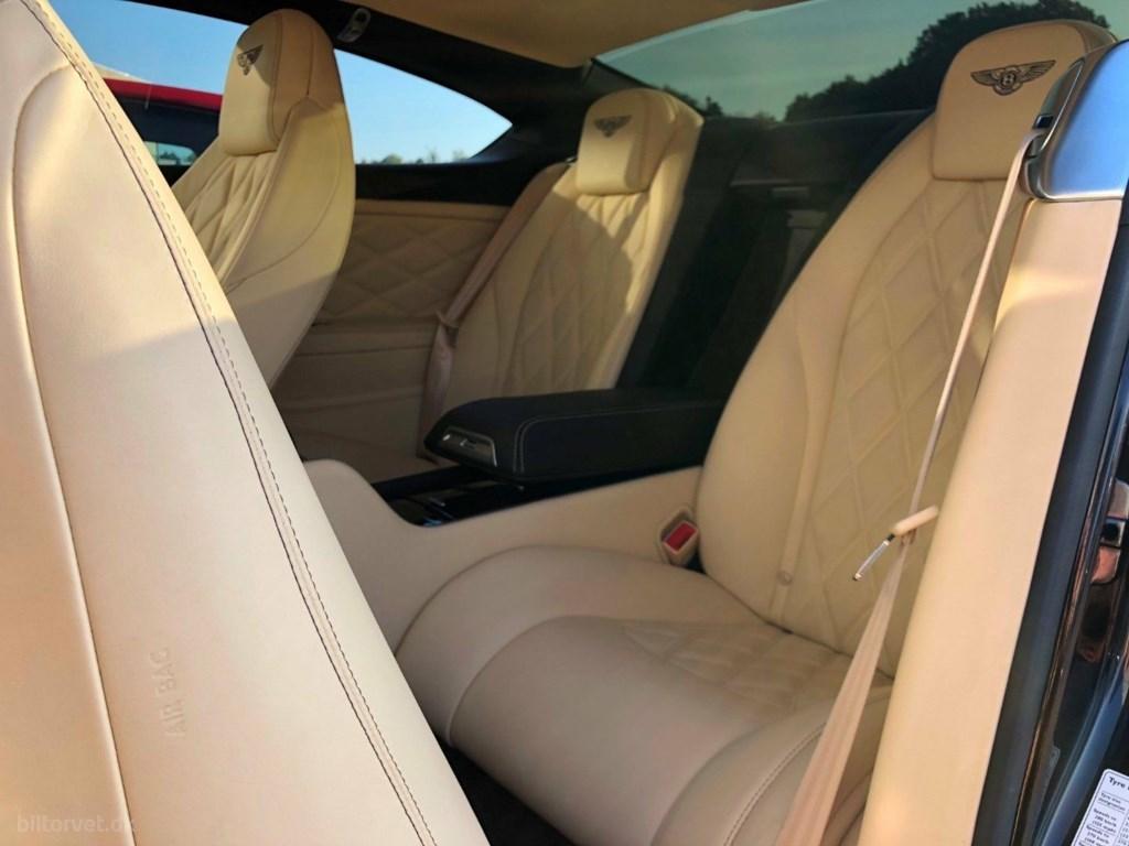 Bentley Continental GT 6,0 W12 aut. 2012